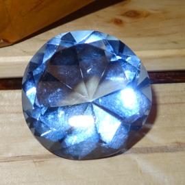 Kristal  Blauw, # 35mm