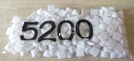 nr. B5200 Bright White