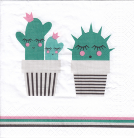 Sweet Cactus, servet