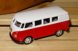 Volkswagen Classic mini, rood