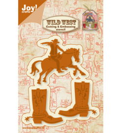 Cowboy & Boots, JoyCraft