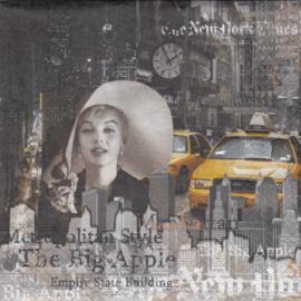 New York, servet