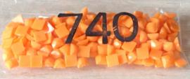 nr. 740 Tangerine