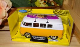 Volkswagen 1962, geel