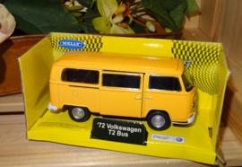 Volkswagenbusje T2, geel