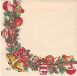 Christmas Bells, servet