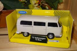 Volkswagenbusje T2, beige