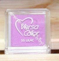 Lilac, stempel inkt