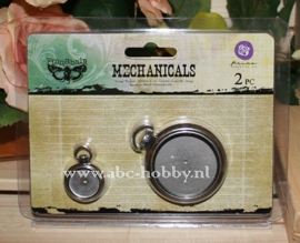 Vintage Mechanicals- Clock