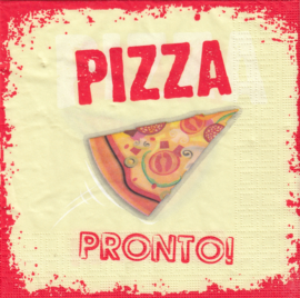 Pizza Pronto, servet