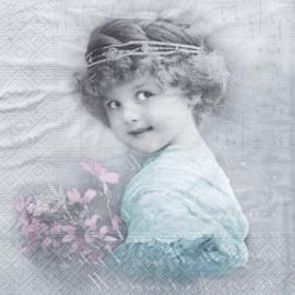 Turquoise Girl, servet