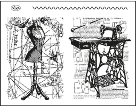 Background Tailoring, Clear stamp