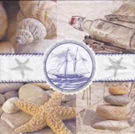 Souvenirs of the Sea, servet