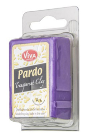 Flieder Transparent, Pardo Clay
