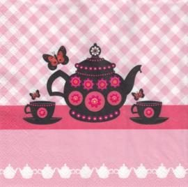High Tea, servet
