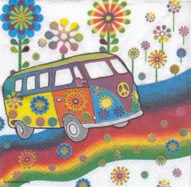 Dolce Vita Volkswagenbus, servet