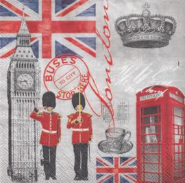 London Time, servet