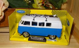 Volkswagen 1962, blauw
