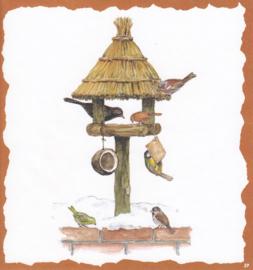 Vogelhuisje, Decorvloei
