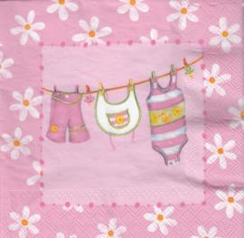 Baby Pink, servet
