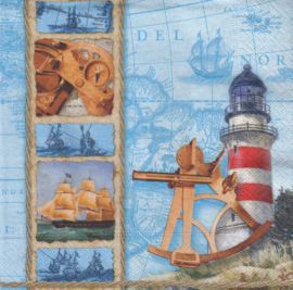 Nautical Science, servet