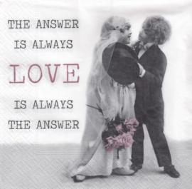 Love Kiss, servet