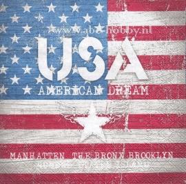 American Dream, servet