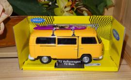Volkswagen T2, geel