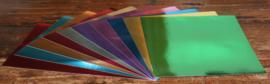 Spiegelkarton A4,  250 gram