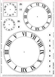 Clock's, Soft paper