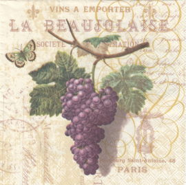 Purple Grapes, servet