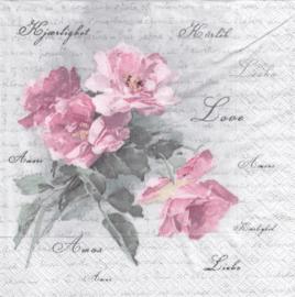 Wild roses, servet