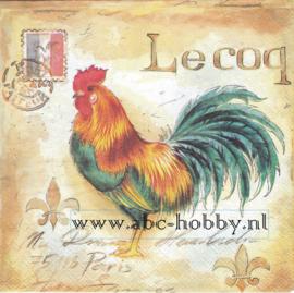 Le Coq, servet