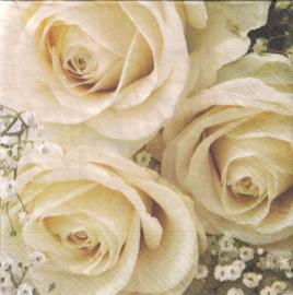 Royal Flower, servet