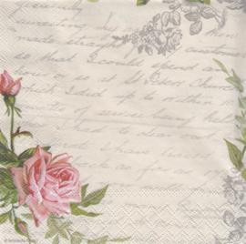 Love letter, servet