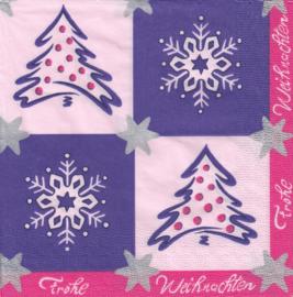 Christmas Tree, servet