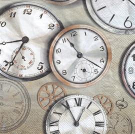 Time, servet