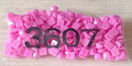 Vierkante Diamond steentjes 3607 t/m 3689