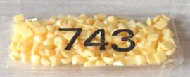 nr. 743 Yellow - MED