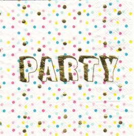 Party, cocktail servet