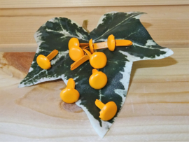 Oranje splitpennen