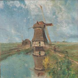 Windmill, servet