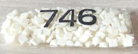 nr. 746 Off White