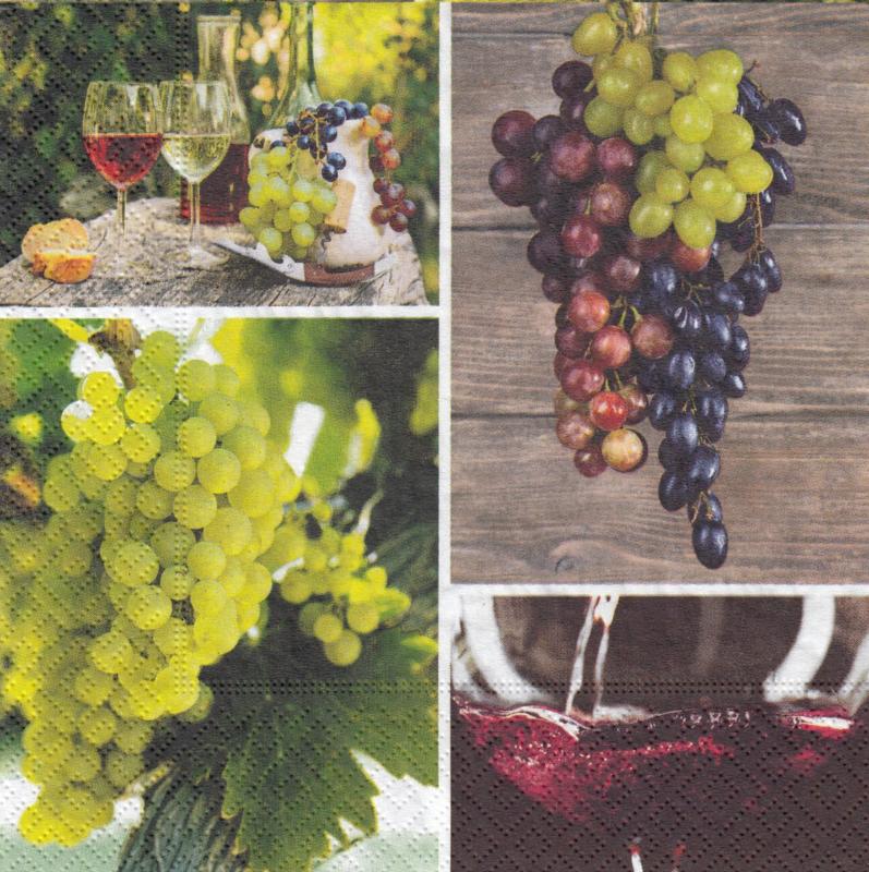 Grape Harvest, servet