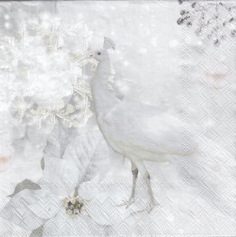 White Peacock, servet