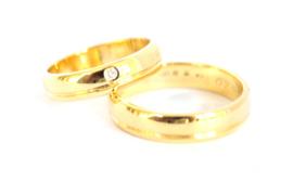 Vernieuwing trouwringen