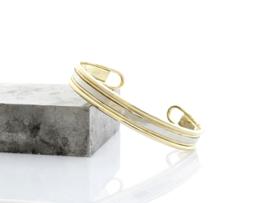Klemarmband trouwringen