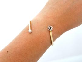 Klemarmand 'S-Bracelet'