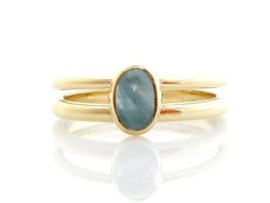 'Two in one' ring