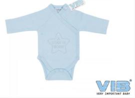 A star is born (blauw)